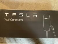 Tesla Wall Connector 32A Three Phase Wall Charger
