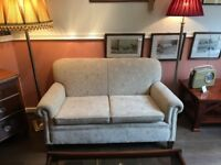 Vintage two seater sofa in excellent condition