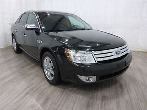 2009 Ford Taurus Limited AWD No Accidents Leather Sunroof