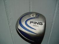 Ping Golf G5 Driver 10.5 degree