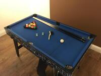 Multi Games Table - 4 Foot