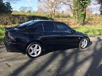 Lexus IS200 black