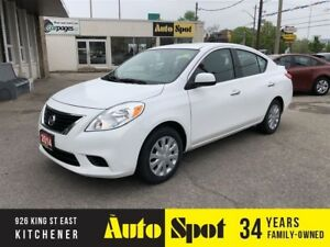2014 Nissan Versa SV/SHOP AND COMPARE/PRICED -QUICK SALE !