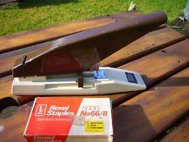 REXEL Giant Stapler - staples included