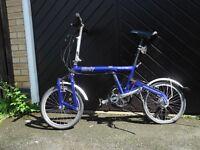 (Riese und Müller) Birdy Folding Bike
