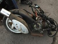 Gilera runner engine 50cc complete