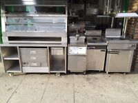 CATERING COMMERCIAL HENNY PENNY USA MADE FRIED CHICKEN FRYER PRESSURE MACHINE FAST FOOD RESTAURANT