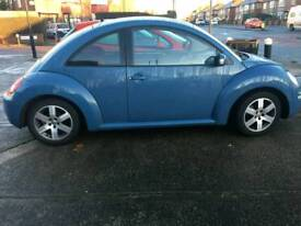Vw Beetle 2006 1.4 Limited Edition colour