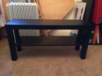 TV stand /shoe bench