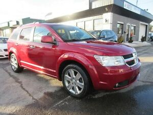 2010 Dodge Journey R/T Leather, Sunroof, 7 passengers