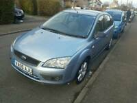ford focus 1.6L 5DR Automatic long mot service history low milage