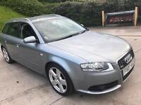 AUDI A4 S LINE 2.0 Diesel ( 2007 years ) very good condition
