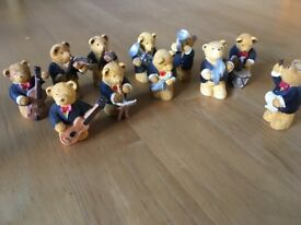 Upcott bears - various