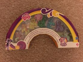 my little pony crystal empire collection