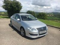2009 Volkswagen Passat 2.0 Tdi Cr R Line 64k Miles. Finance Available