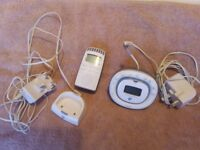 BT Digital Baby Monitor, model 150, complete and as new