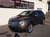 2012 Lincoln MKX AWD NAV CAM ROOF *CERTIFIED*