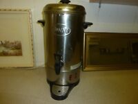 Swan Commercial Stainless Steel Catering Urn / Water Boiler 10 Litre