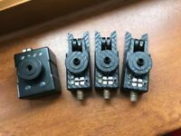 3 x Remote Steve Neville alarms