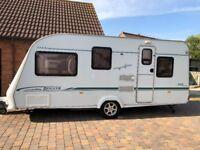 Elddis Avante 505 Caravan 5 Berth 2005 Model - Nice Specification - Part Ex Welcome