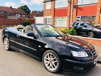 Saab 9-3 1.9 TiD Vector 2dr£1,999 great drive 2006 (56 reg), Convertible