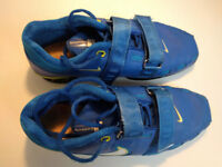 Men's Nike Romaleos 2, Size 8.5, Olympic Weightlifting / Squat / Power Lifting Shoes