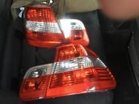 BMW E46 Saloon Rear Lights Complete Set