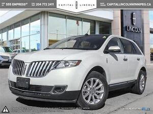 2013 Lincoln MKX AWD*Leather-Nav-Rear Cam-Sunroof*