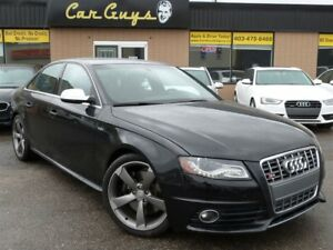2012 Audi S4 3.0 Premium - Navi, Blind Spot Assist, Key-Less