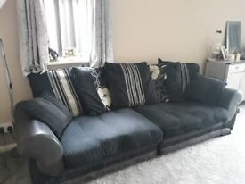 Excellent 4 seater setee