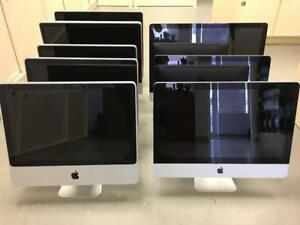 "Holiday Sale! Imac 20,21.5"" 24"" (C2D/4G/250-500G/Webcam/WIFI)from$269!10% OFF PICK UP!,"
