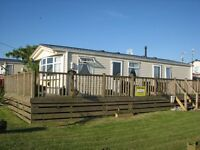 RESIDENTIAL / HOLIDAY STATIC CARAVAN / MOBILE HOME - PEMBROKESHIRE