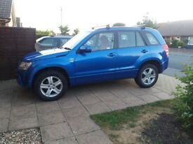 Suzuki Grand Vitara 1.9 DDIS LOW MILES 3995ono
