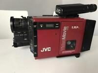 Vintage JVC video movie camcorder