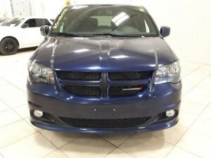 2017 Dodge Grand Caravan GT *UCONNECT*MAGS*CUIR CHAUFFANT*CAMÉRA