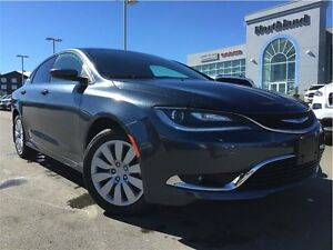 2016 Chrysler 200 Limited 2.4L 9 Speed
