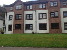Flat To Let : 2/3 Bedroom Unfurnished : The Greens, Glencruitten, Oban, PA34 4DD