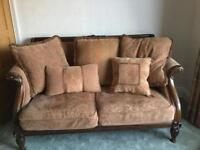 Barker & Stonehouse Sofa, chair and stool