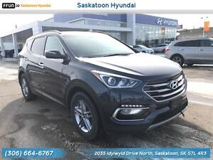 2017 Hyundai Santa Fe Sport 2.4 SE Leather - Panoramic Sunroo...