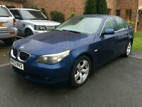 Bmw 520 i. Fsh. Just 83 thousand miles,Not Mercedes