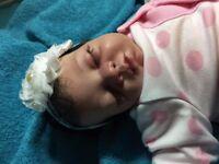 Beautiful reborn Baby Lexi