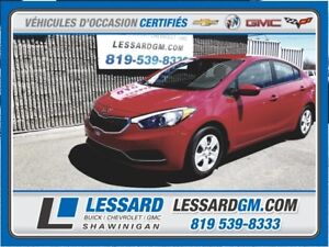 2016 Kia FORTE LX, BLUETOOTH