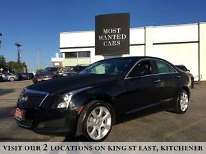 2013 Cadillac ATS 2.0L Turbo AWD | NO ACCIDENTS | LEATHER