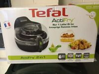 Tefal 2 in 1 actifry only been used couple of times