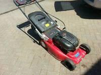 Mountfield M3 self propelled roller mower