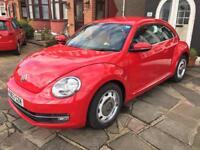 VW BEETLE 2013 /2.0 Tdi