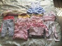Baby Girls bundle 3-6mnths