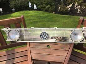 Mk1 golf front grill