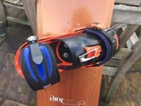Yukon Ride men's snow board with bindings