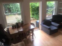 Lovely 2 Bed Garden Flat in Tooting Bec - available 10th September